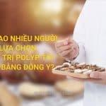 Điều trị polyp túi mật bằng Đông y